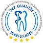 Qualitätssiegel der Kassenärztlichen Vereinigung und Zahnärztekammer Westfalen-Lippe